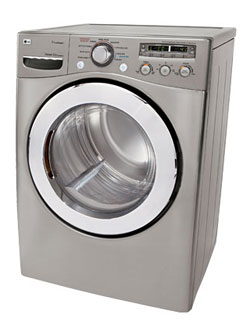 LG Steam Dryer