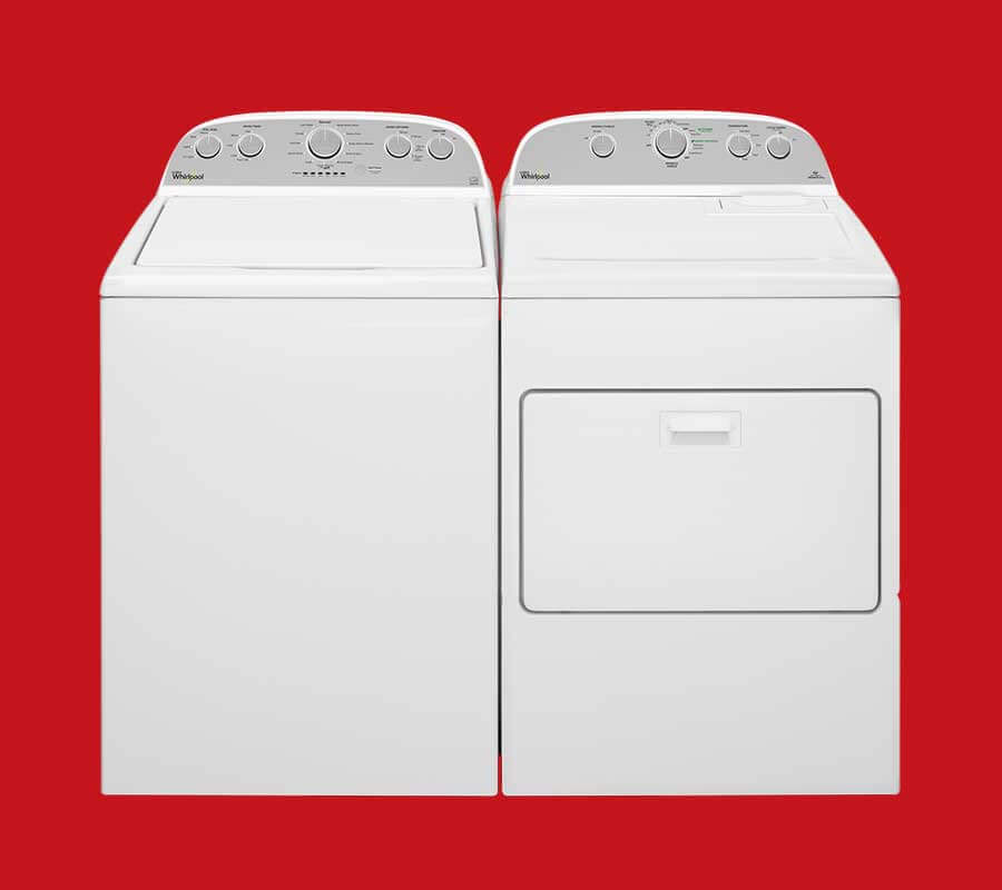 Whirlpool Laundry Pair